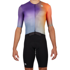 Sportful Bomber Suit Men orange violet